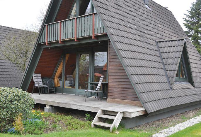 Haus Trapper - Nordseebad Burhave