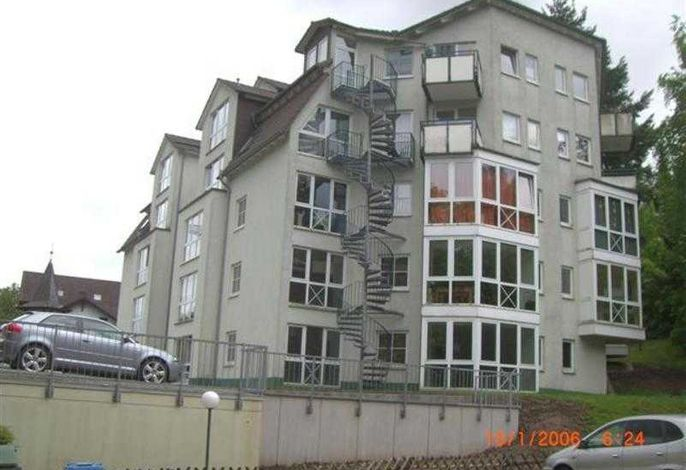 Appartement Bad Sachsa