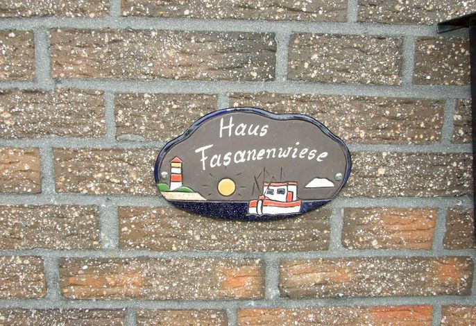 Ferienhaus Haus Fasanenwiese - SORGENFREIES REISEN*