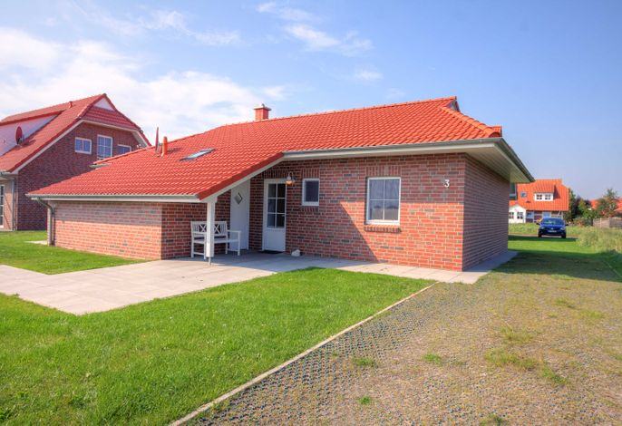 Haus Klipper - Nordseebad Burhave