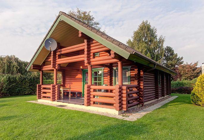 Haus Blockhaus - Nordseebad Burhave