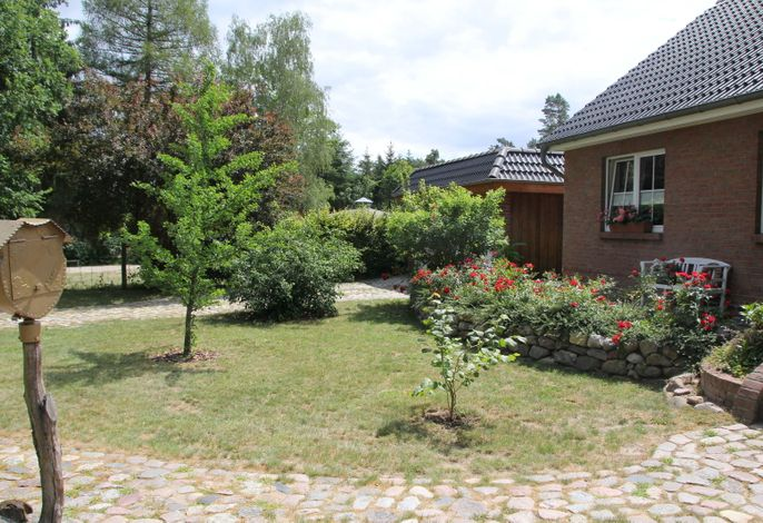 Idyllische Ferienwohnung im Müritz-Nationalpark bei Waren