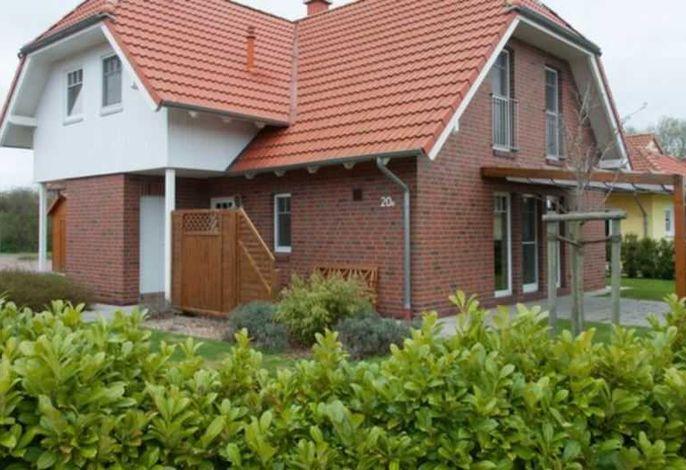Haus Katamaran -Typ 2 mit Sauna - Nordseebad Burhave