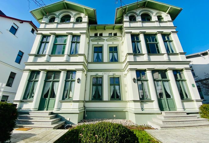 Villa Donatus 3 Raumwohnung