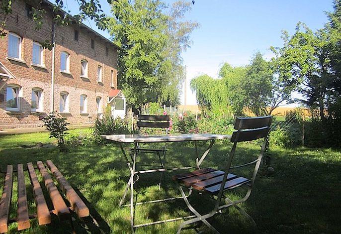 Ferienwohnung im Landhaus Neparmitz