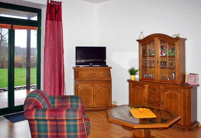 Fewo 1 - Wohnzimmer