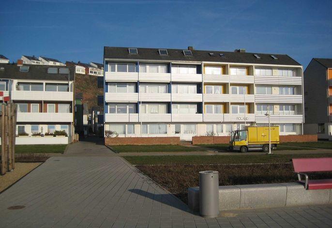 Haus Roland-Wohnung Weser