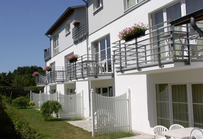 Katharina  Whg 107 2 Raum mit Balkon