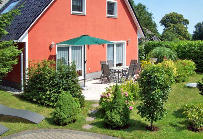 idyllisches Ferienhaus bei Stralsund