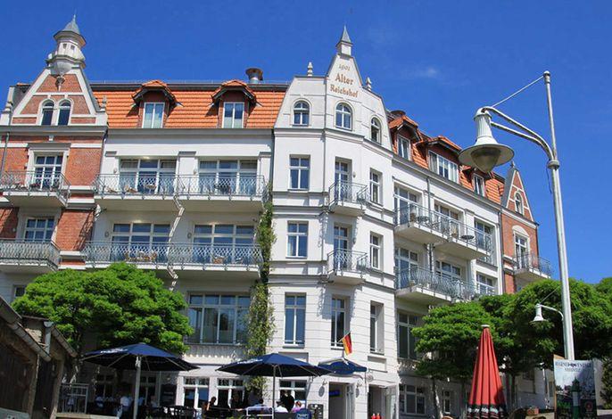 Appartements im  *Alter Reichshof*
