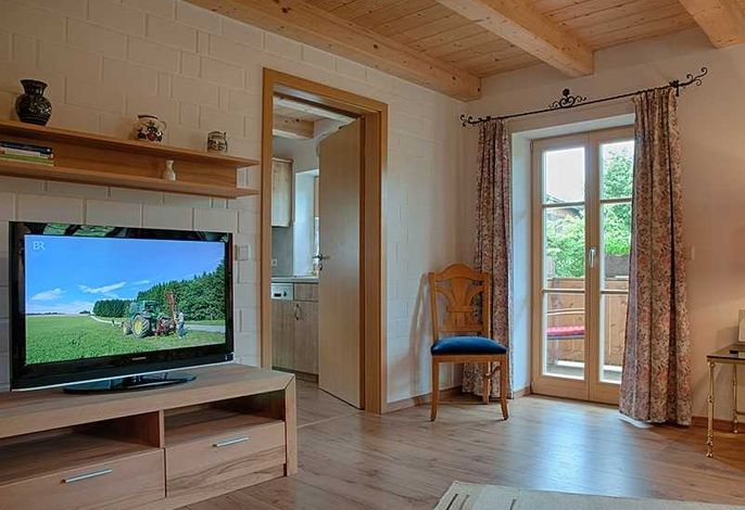 Ferienwohnung Gewald Nr. 2, Wohnzimmer