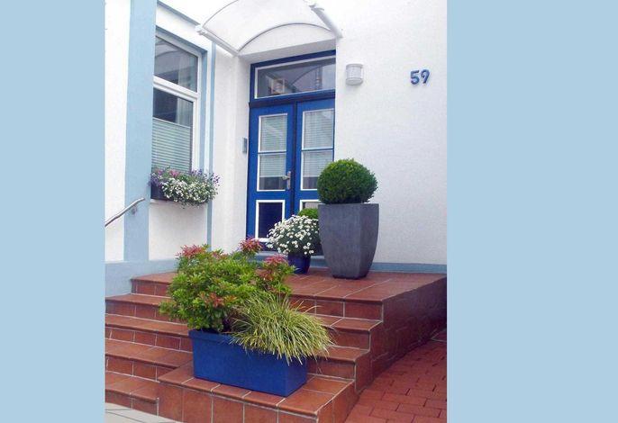 Ferienhaus der kurzen Wege - Objekt 40105