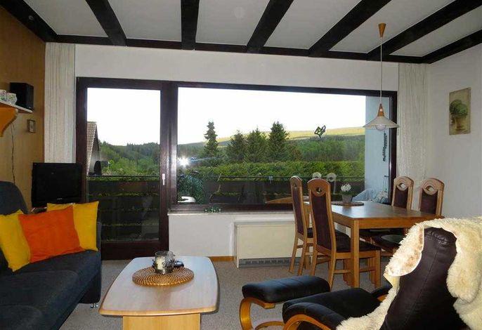 Ferienwohnung-Oberharz-Altenau - SORGENFREI BUCHEN*