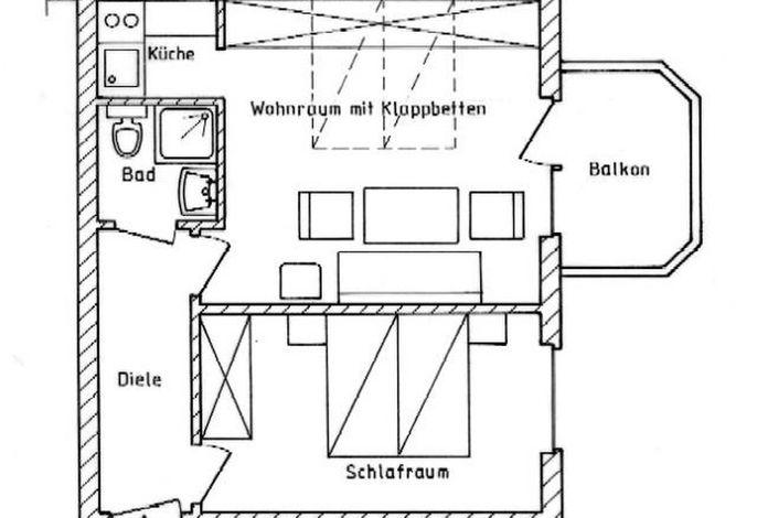BUE - Appartementhaus Holländerei