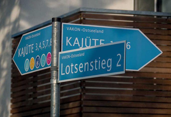 Karlshagen - Lotsenstieg 2 Kajüte 03 (5*)