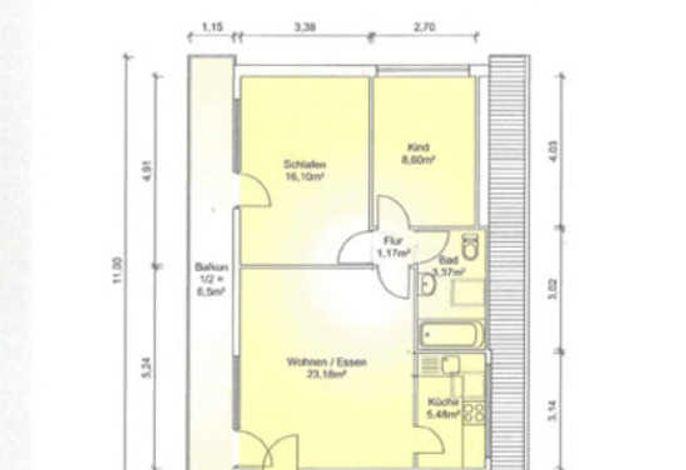 Appartement Luna