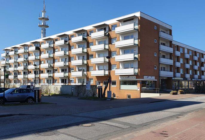 Haus Nordland - App. 68, 69, 71 zentrumsnah