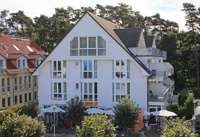 H: Ferienwohnung Strandvogel 03 mit Balkon