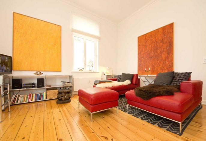 Villa Meereswoge Wohnung 4