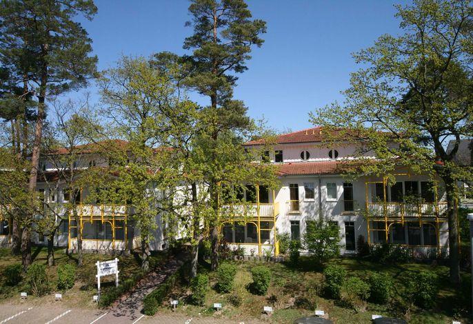 OS: Villa Störtebeker Whg. 13 mit Balkon