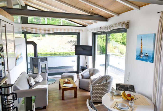 Villa Paula im Ostseebad Sellin - Penthouse