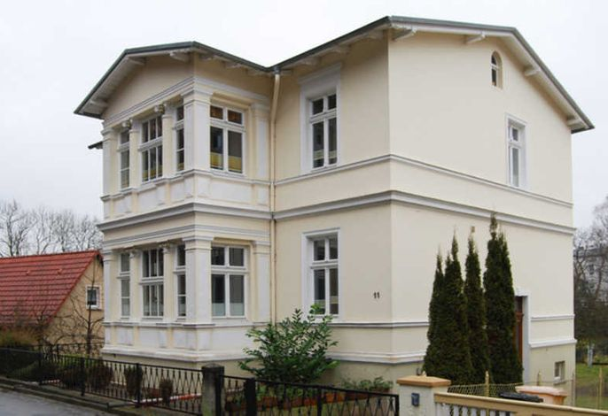 Heringsdorf - Villa Lindemann GF - W34 - 6+2 Pers.