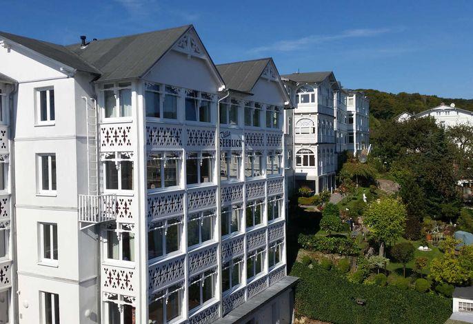 Villa Seeblick App. 307 - mit herrlichem Meerblick