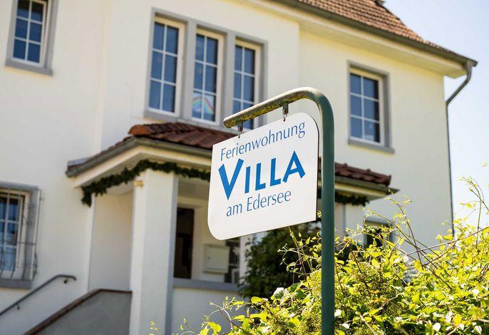 Villa am Edersee
