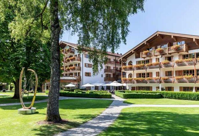 Relais & Châteaux Park-Hotel Egerner Höfe