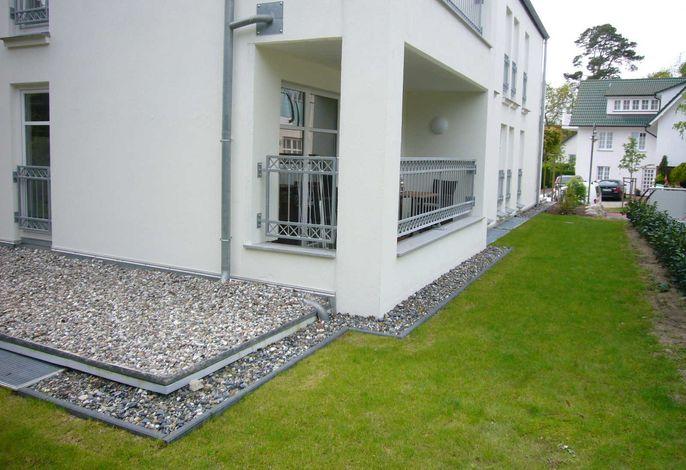 Ferienwohnung Königin Augusta 01 im Ostseebad Binz, Rügen