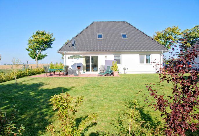 Das Ferienhaus am kleinen Nordkap mit Terrasse und großem Garten