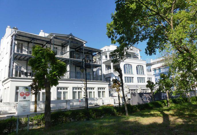 Ferienwohnung Villa Strandblick 02 im Ostseebad Binz, Rügen