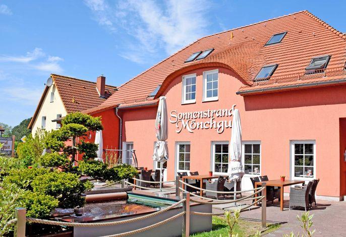 Das kleine Hotel auf Mönchgut!