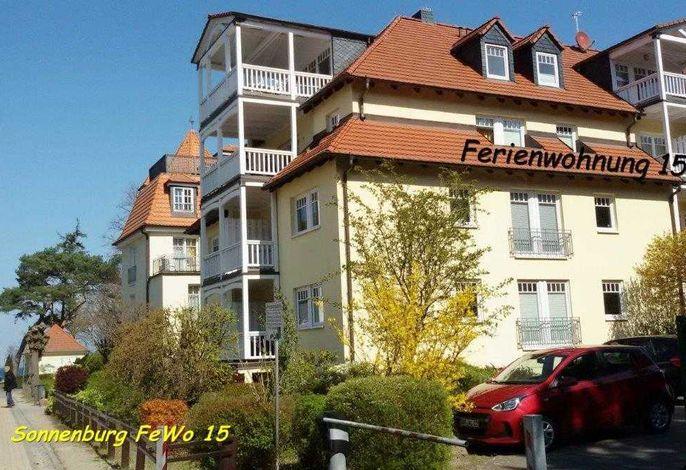 Appartmenthaus Sonnenburg