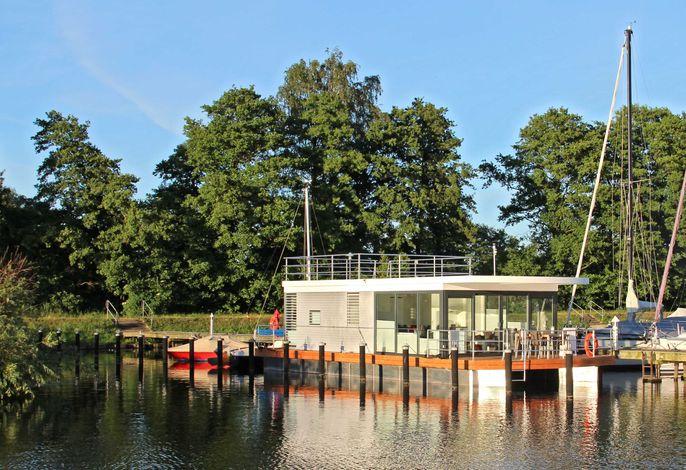 Hausboot Ueckermünde Typ FLOATING 44