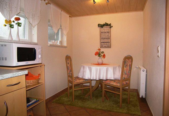 Ferienwohnung Krentz mit Terrasse und Grill
