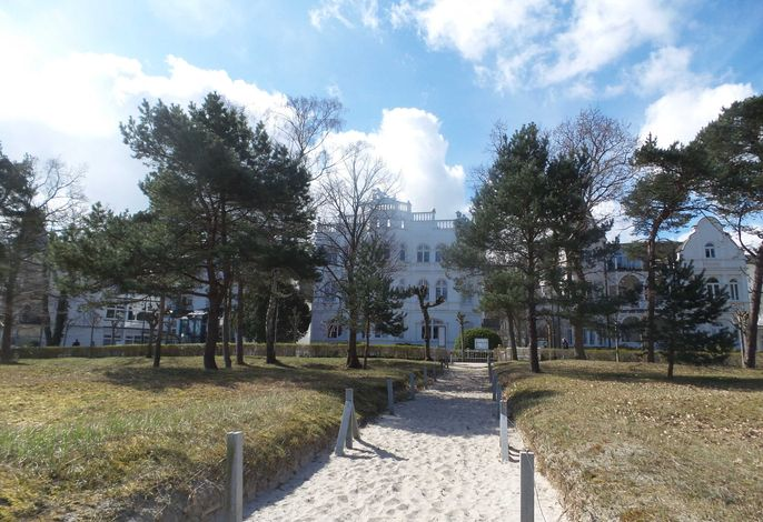 Ferienwohnung Sirene 01 im Ostseebad Binz auf Rügen
