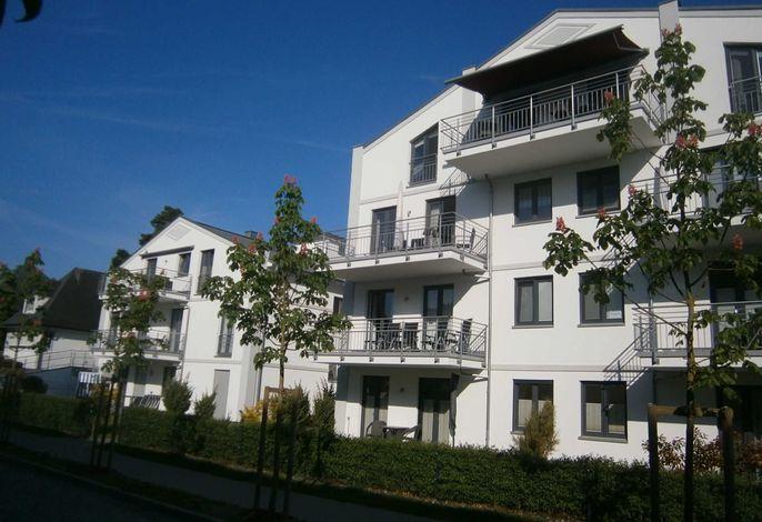 Residenz Margarete 19 im Ostseebad Binz auf Rügen