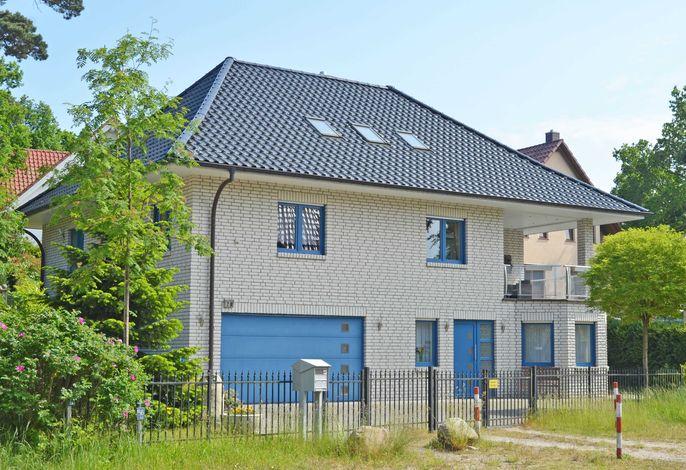 Ferienhaus Binz F617 WG 02 mit eigener Sauna