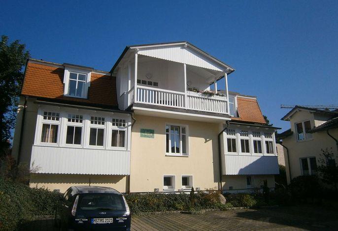 Ferienwohnung Haus Liebeskind 02 im Ostseebad Binz auf Rügen