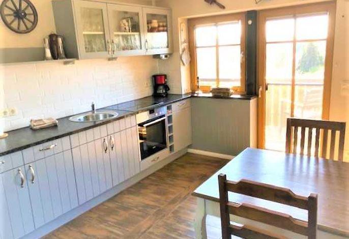Appartement Boddenblick