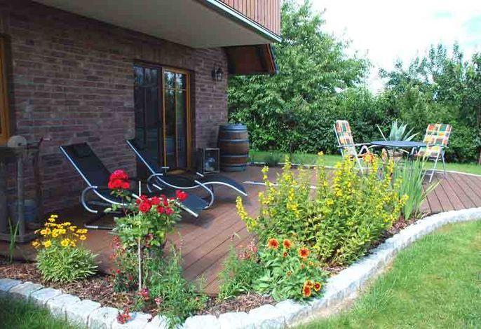 Ferienscheune Rügen - Appartements mit Kamin