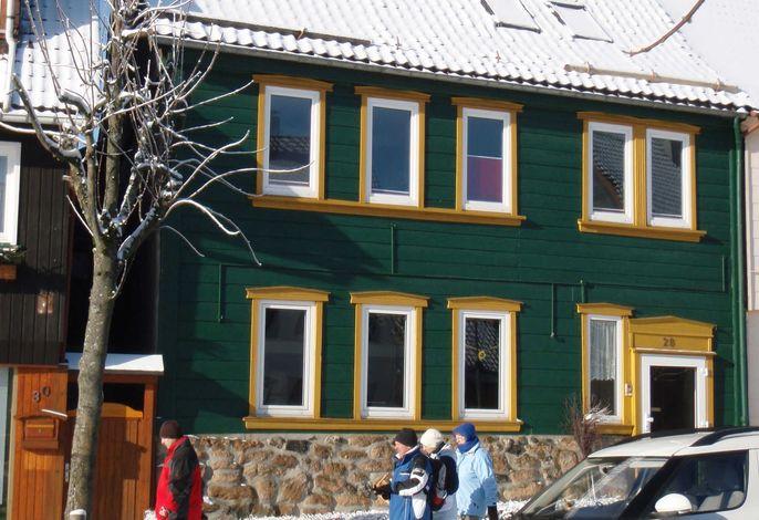 Ferienwohnung Bergmannhaus