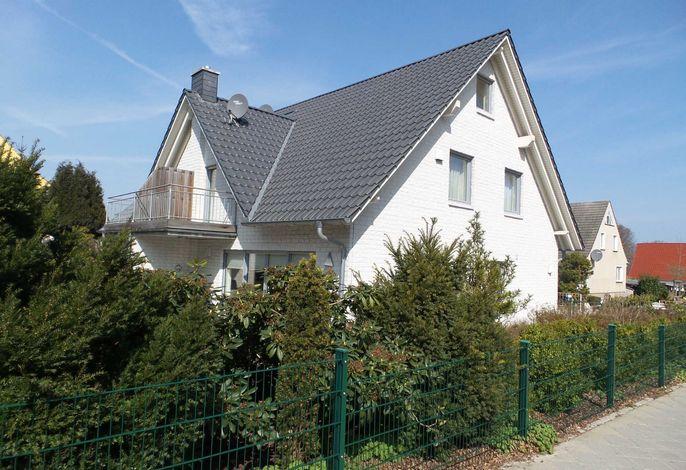 Ferienhaus Haus Strandamsel im Ostseebad Binz auf Rügen