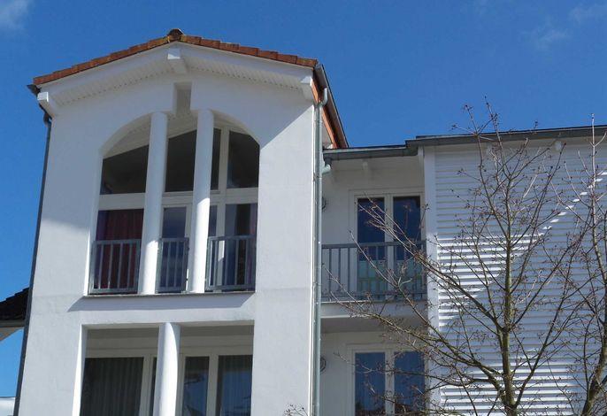 Ferienwohnung Villa Strandidyll im Ostseebad Binz auf Rügen