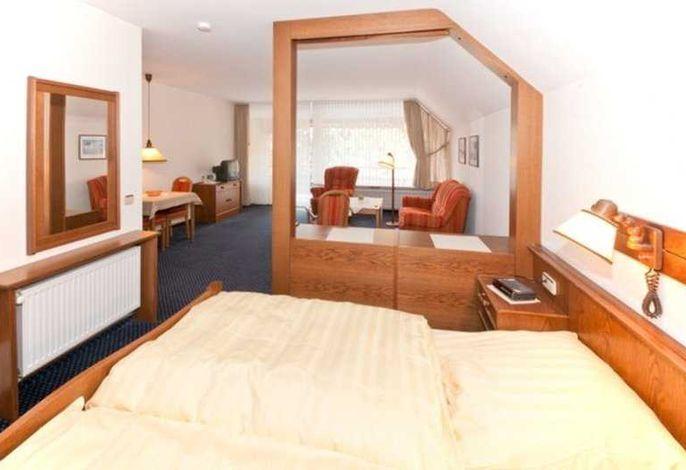 Hotel-Garni Haus Wiesenweg - Appartement