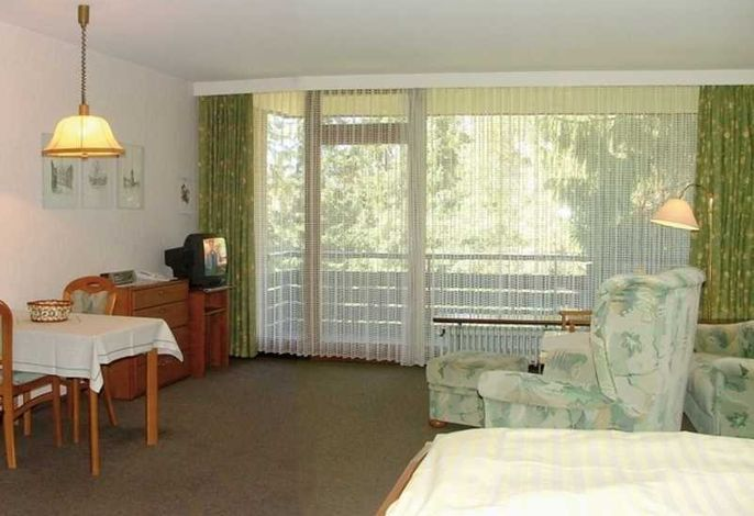 Hotel-Garni Haus Wiesenweg - Doppelzimmer