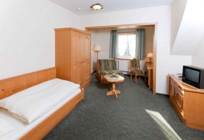 Hotel-Garni Haus Wiesenweg - Einzelzimmer