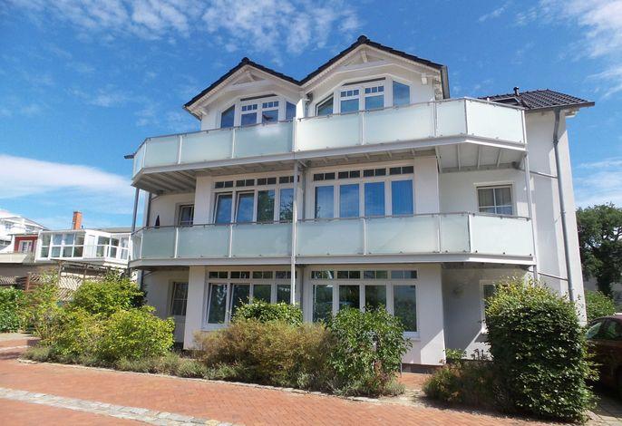Ferienwohnung Villa Meernixe 14 im Ostseebad Binz auf Rügen