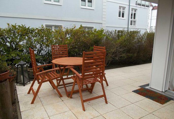 Ferienwohnung Villa am Kurpark im Ostseebad Binz auf Rügen